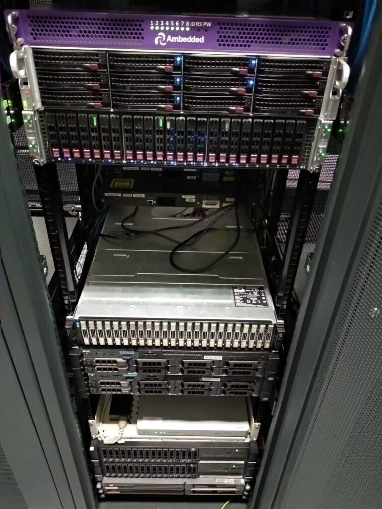 storage s3 basato su arm e ceph