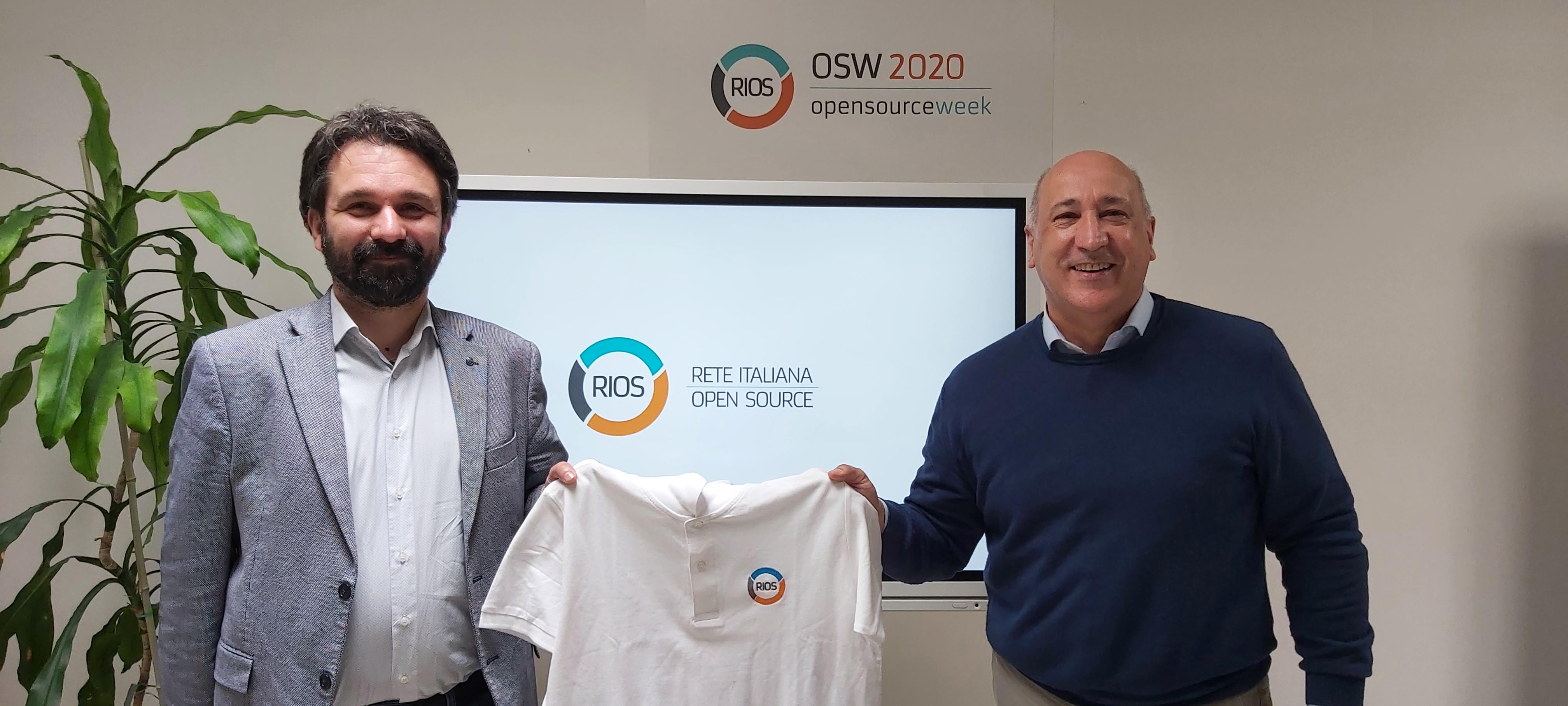 ITServicenet diventa ufficialmente una delle Retiste RIOS